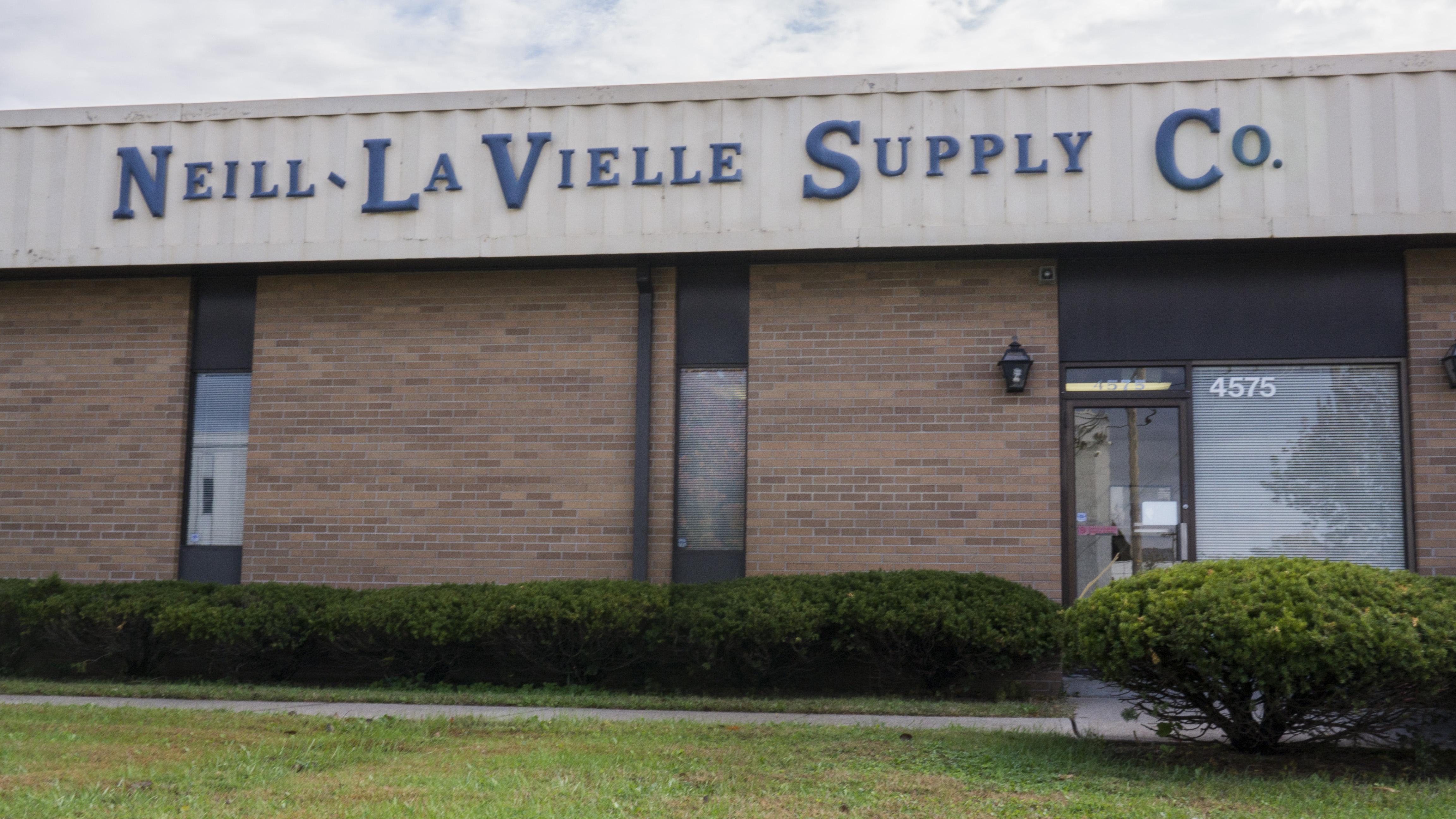 Neill-Lavielle Steel Louisville