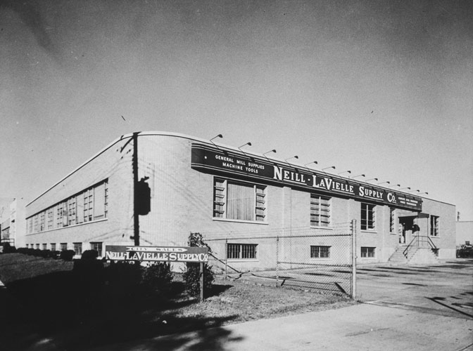 Neill-LaVielle industrial supplies